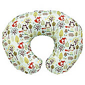 Boppy Cotton Nursing Pillow (Woodsie)