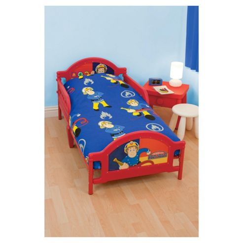 Character world Toddler Bed, Fireman Sam