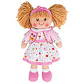Bigjigs Toys 35cm Doll BJD013 Kelly