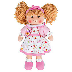 Bigjigs Toys 35cm Doll BJD013 Kelly