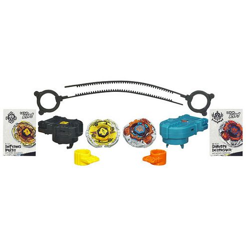 Beyblade Metal Masters Gravity Demolition Top Pack