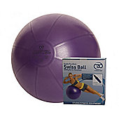 Studio Pro 500kg Anti-Burst Swiss Ball - 65cm