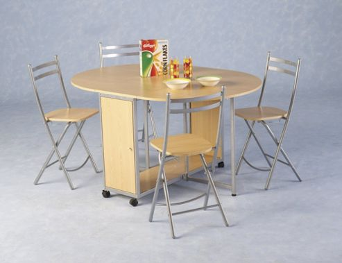 Home Essence Stanley Butterfly 4 Chair Dining Set