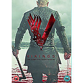 Vikings - Series 3 DVD