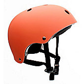 SFR Essentials Matt Fluo Orange Helmet
