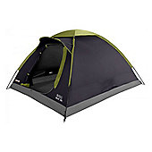 Vango 3 Man Beat 300 Outdoor Dome Tent Black