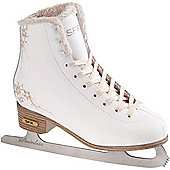 SFR Glitra Ice Skate - UK 1 - White