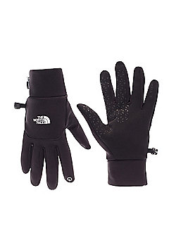 The North Face Mens Etip Glove - Black
