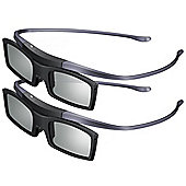 Samsung Ssgp5100 3D Glasses For Samsung D, E & F Series 3D Televisions (Twin Pack)