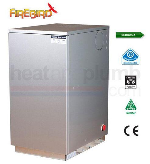 Firebird Silver Condensing System Oil Boiler 35kW