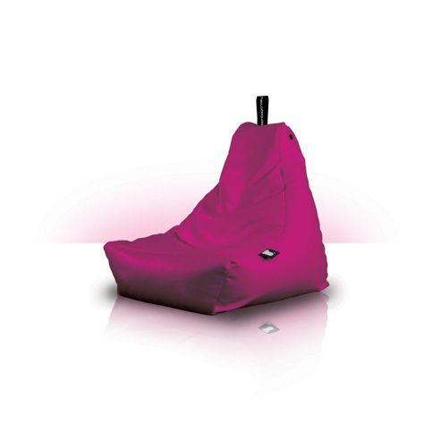 Beanbagcrazy Mini B Bag Pink Faux Leather