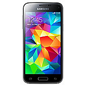 Tesco Mobile Samsung Galaxy S5 Mini Charcoal Black