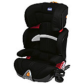 Chicco Oasys Car Seat, Group 2-3, Isofix Black