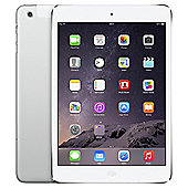 Apple iPad mini 2, 16GB, WiFi & 4G LTE (Cellular) - Silver