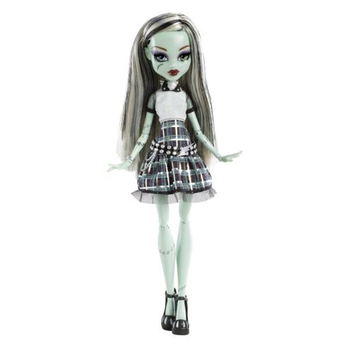 Monster High Ghouls Alive - Frankie Stein - Mattel