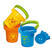 Gowi Toys 558-11 Funny Baby Bucket