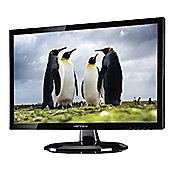Hannspree HannsG HE247DPB (23.6 inch) LED Backlight LCD Monitor 1000:1 250cd/m2 1920 x 1080 5ms VGA DVI (Black)