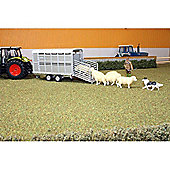 Brushwood Bt2083 Autumn Grass Field - 1:32 Farm Toys