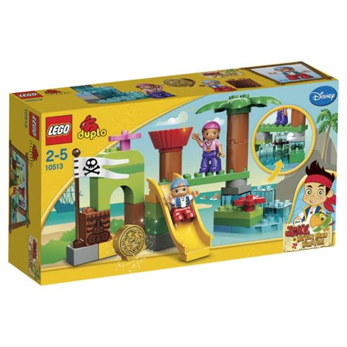 Lego Duplo Disney Jake And The Neverland Pirates Hideout 10513