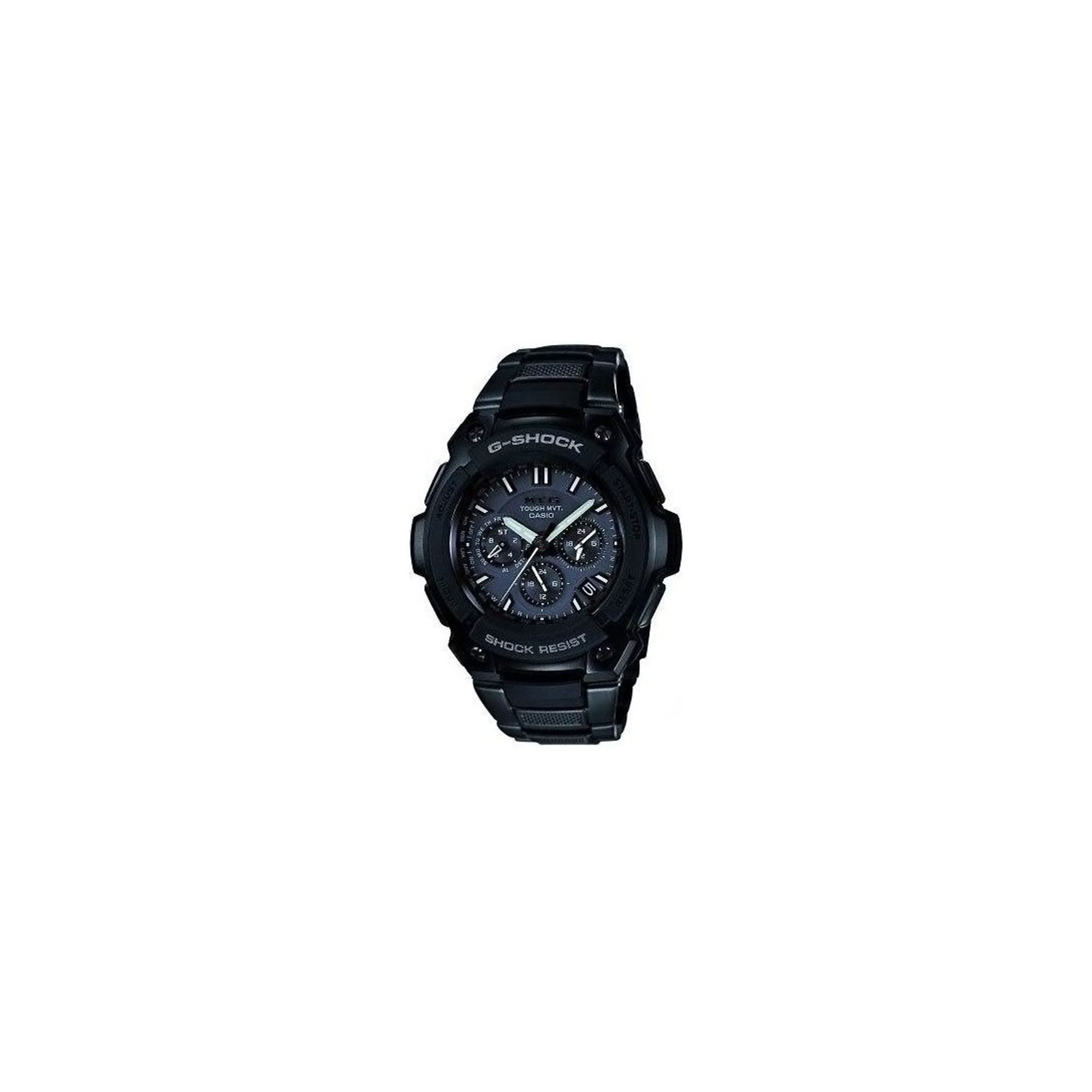 Casio G-Shock MT-G Premium Chronograph Watch MTG-1200B-1AER at Tesco Direct