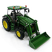 Britains Big Farm 1:32 Scale John Deere 6125R Tractor and Loader