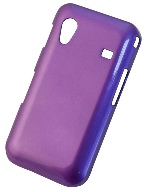 Tortoise™ Hard Case Samsung Galaxy Ace Purple Gloss