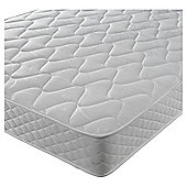 Silentnight Miracoil Comfort Micro Quilt  Mattress - Super king (6ft)