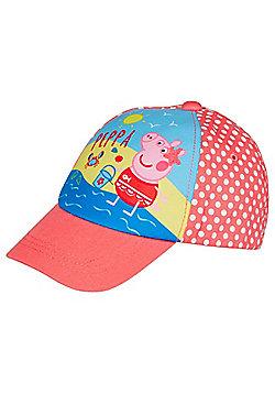 Peppa Pig Beach Cap - Pink