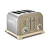 242000 4 Slice Toaster with Variable Width Slots & High Lift