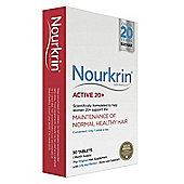 Nourkrin Active 20+ 30 Tablets