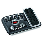 Zoom G2.1Nu Multi Effects Pedal with Footpedal & USB