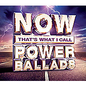 Now! That's What I Call Music Power Ballads
