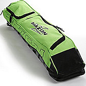 Mazon Z-Force Combo Hockey Stick Bag Lime