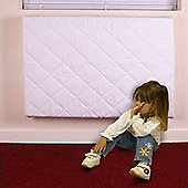 Safetots Radiator Cover White