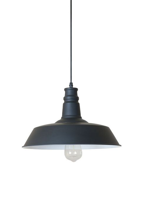 Ceiling Lights Tesco Direct : Buy pascal black vintage pendant light from our