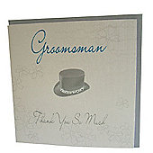 Bliss Wedding - Groomsman Wedding Card
