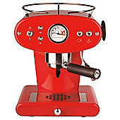 Francis Francis X1 Espresso Coffee Machine - Red