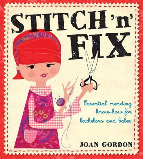 Stitch n Fix Book