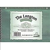 """Langton Spiral 7X5"""" Not"""