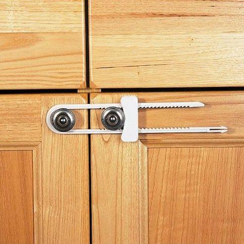 Clippasafe Sliding Cabinet Lock
