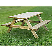 Zest 4 Leisure Katrina Picnic Table