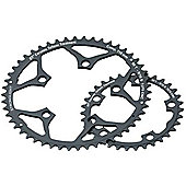 Stronglight 110PCD 5083 Series 5-Arm Road Black Chainrings 34T-36T - 36T