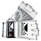 Bad Boy MMA Gloves Pro Series - White L/XL