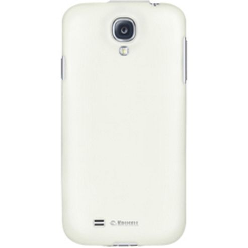 Krusell ColourCover Clip On Case for Samsung Galaxy S4 - White