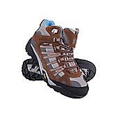 Hawk Waterproof Vibram Women's Extreme Boot - Brown