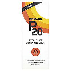 P20 Spf30 Sun Filter 200Ml