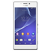 Virgin Media Sony Xperia™ M2 White