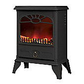 WL46004 Warmlite 2000w Log Effect Stove Fire
