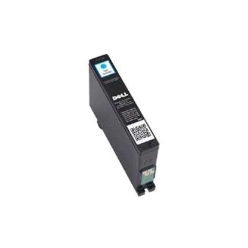 Dell Regular Use Extra High Capacity Cyan Ink Cartridge for V525w/V725w Wireless All-in-One Printers