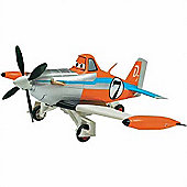 Disney Planes 1:24 RC Driving Dusty Plane